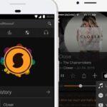 2. SoundHoundm - buscador de titulos de canciones