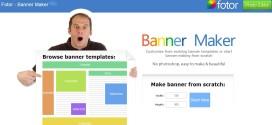 Crea y diseña banners para tu web – las mejores  utilidades gratis
