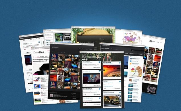 Blogs gratis - Crea y publica tu propio blog totalmente gratis