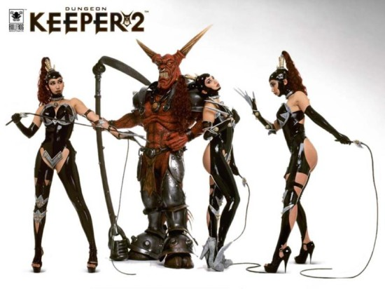 Dungeon Keeper - mejores juegos gratis movil