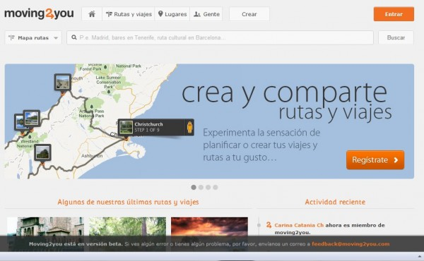 Moving2you-compartir-rutas-turisticas
