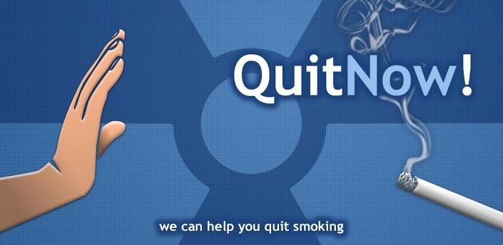 QuitNow- ayuda para dejar-de-fumar