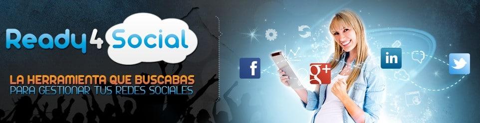 Gestión de redes sociales - Twitter Facebook Linkedin Google plus