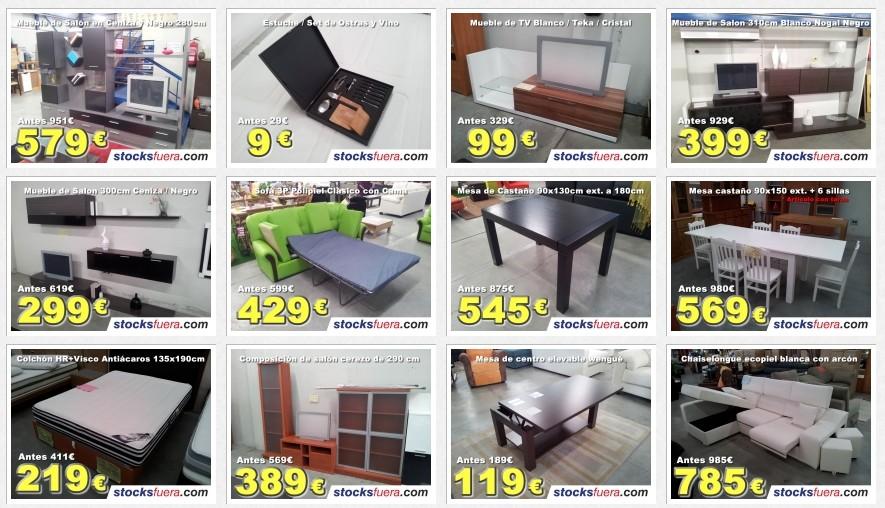 Outlets de muebles - Outlet de muebles ...