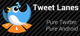 Tweet Lanes - mejores clientas para twitter