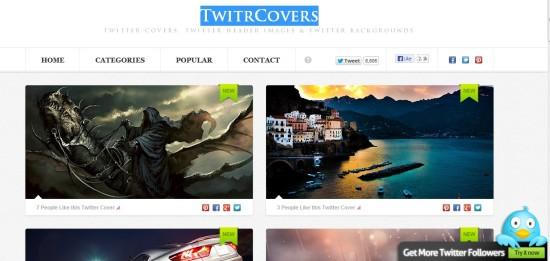 TwitrCovers fondos y cabeceras para twitter gratis