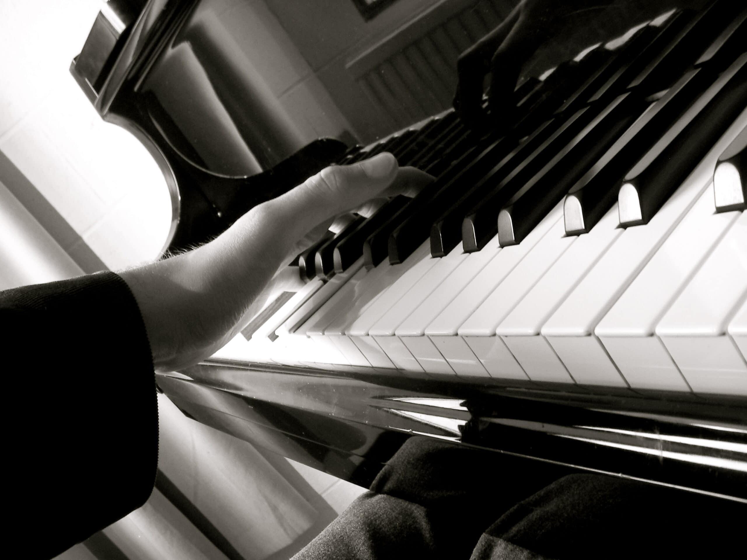 Aprender piano gratis - Piano virtual, partituras, clases y mucho más