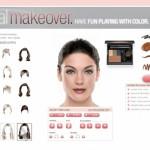 Cambio de look virtual para probar cientos de peinados, maquillajes y estilos diferentes