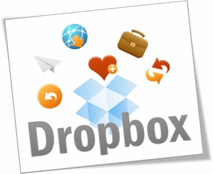 Tutoriales y aplicaciones gratis para dropbox