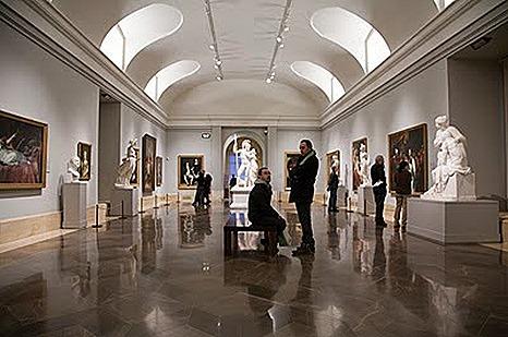 el prado - museos del mundo