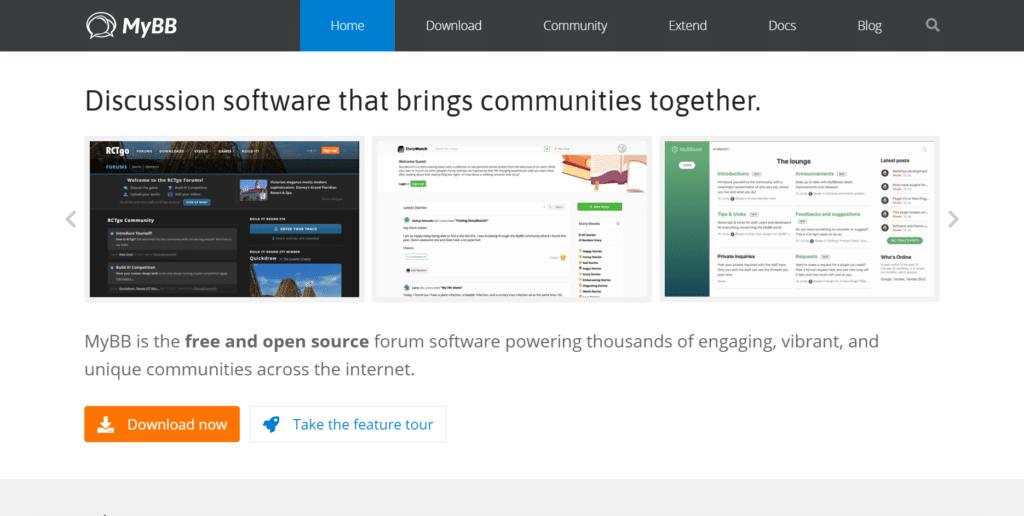 Mejores programas para crear Comunidades web