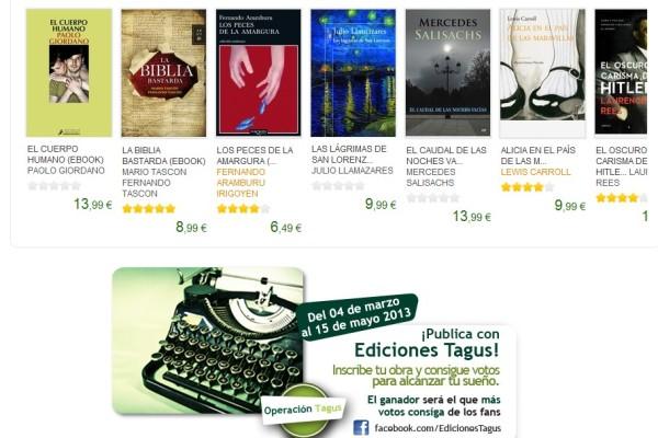lacasadellibro-librerias online donde comprar ebooks