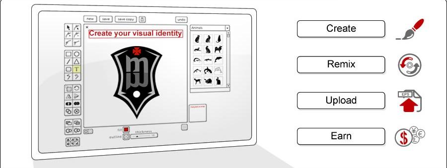 Crea tus propios logos totalmente gratis