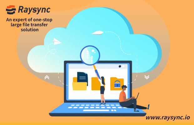 mejor programa para sincronizar archivos -Raysync