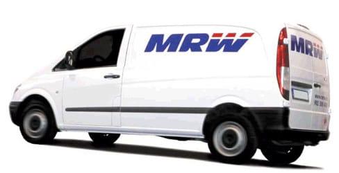 mrw - Las mejores Empresas de mensajería urgente en España.