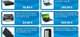 Oulets de informática donde comprar tabletas, ordenadores y portátile baratos