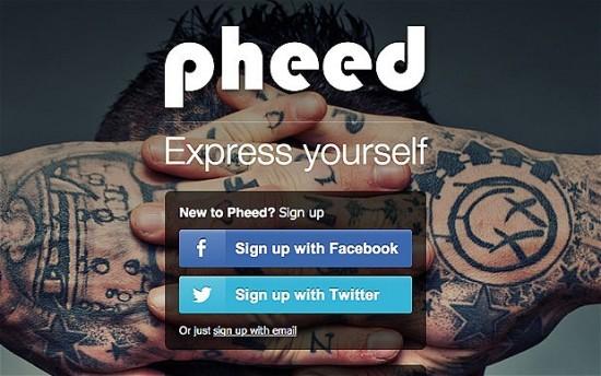 pheed_redes sociales hobbies aficiones