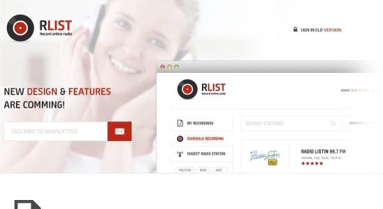 rlist-grabar-emisoras de radio
