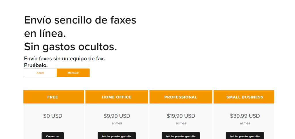 hello fax - mejor servicio para enviar fax gratis online