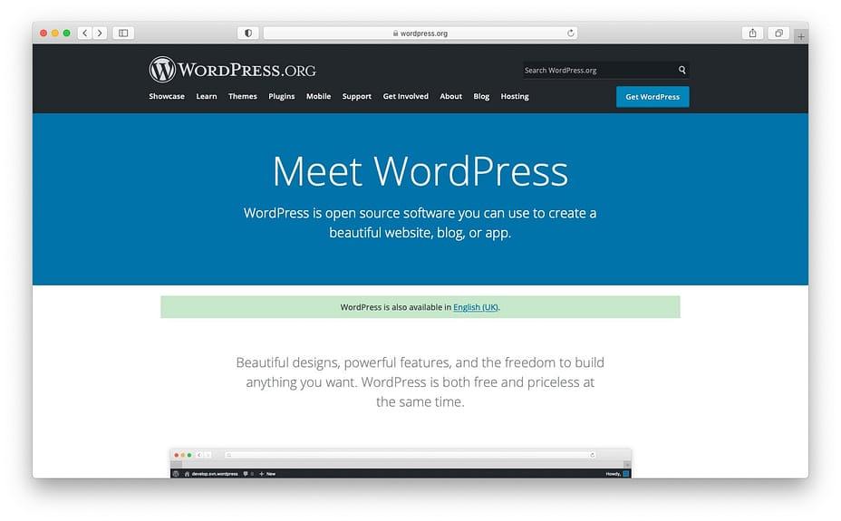 WordPress - Los mejores sitios de blogs gratuitos para considerar en 2021