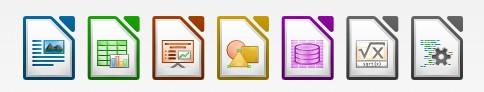 LibreOffice  - Mejores programa y aplicaciones de ofimática del 2012