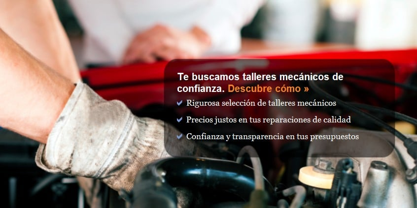 Buscadores y comparativa de talleres mecánicos