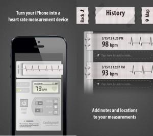 cardiograph mide tu frecuencia cardiaca