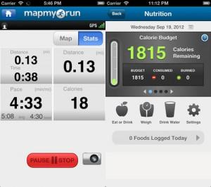 MapMyRUN GPS Running - rutas para correr