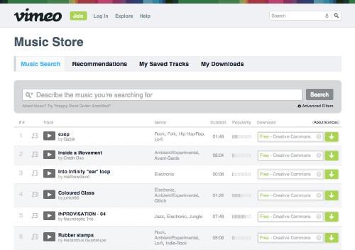 vimeo-decargar-musica-gratuita