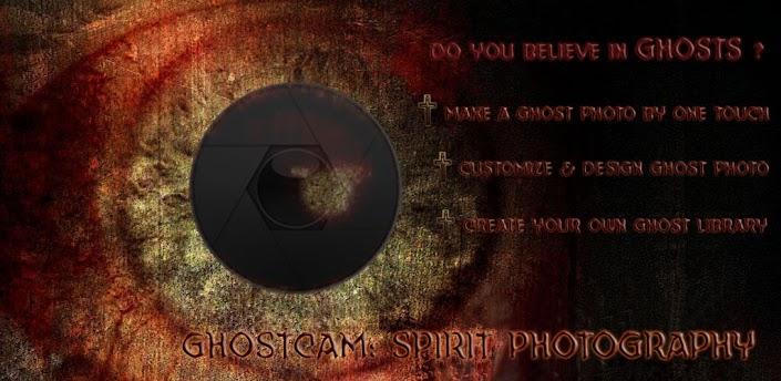ghostcam fantasmas en tus fotos
