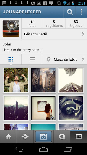 Instagrama para Android