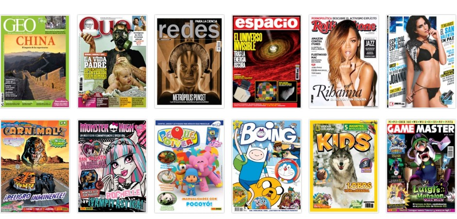 Revistas digitales gratis