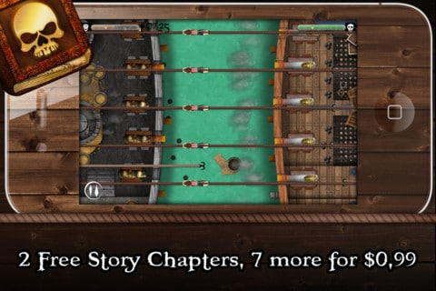 Pirates Life 2 The Lost Chapters mejores juego puzzles multijugador iphone ipad