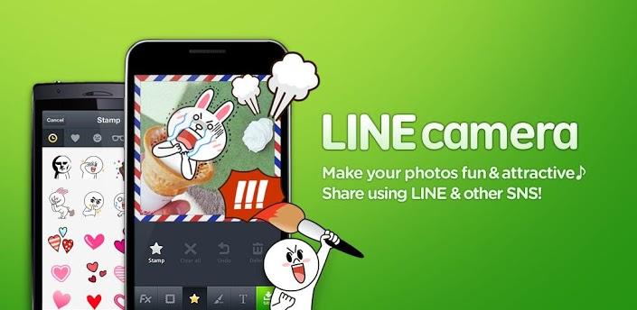 line camera aplicaciones para line