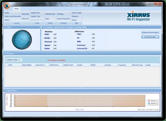 Xirrus-Wi-Fi-Inspector_encontrar conexion a internet wifi gratis