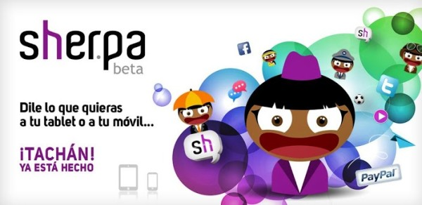 sherpa- asistente personal Android