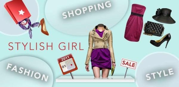 stylish girl mejores app de ropa y moda