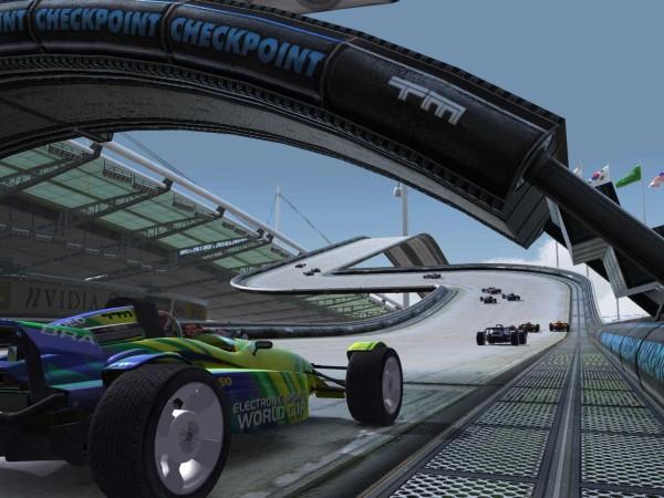 trackmania-nations-forever mejores juegos de carreras gratis