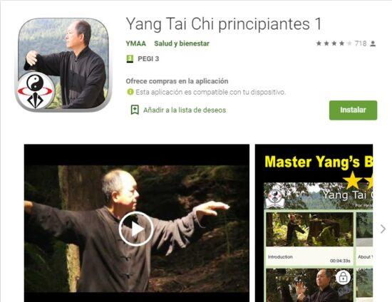 mejores apps de tai chi para principiantes tai chi yang