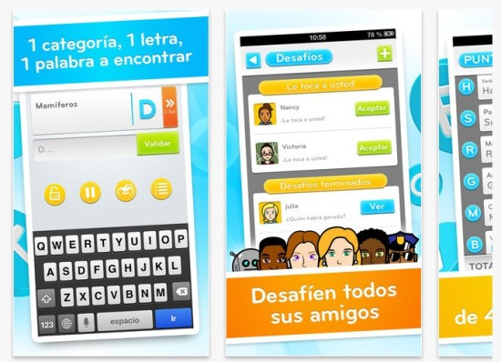 94 segundos juego de palabras agilidad mental iphone android