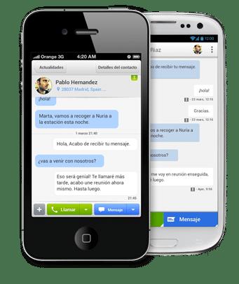 libon-chat-mensajes gratis whatsapp