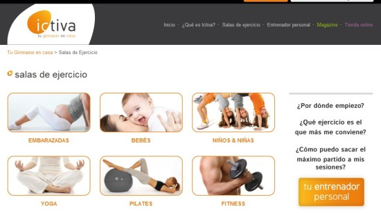 ictiva- gimnasio online