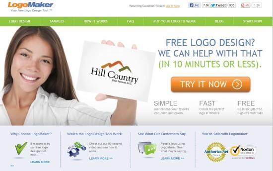 logo maker crear logos profesionales gratis