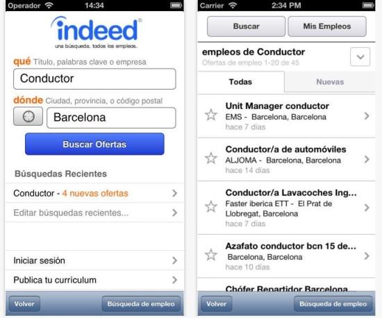 empleo-app buscar trabajo indeed