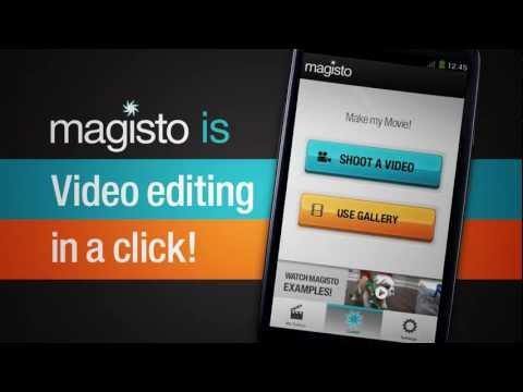 magisto - editor de videos