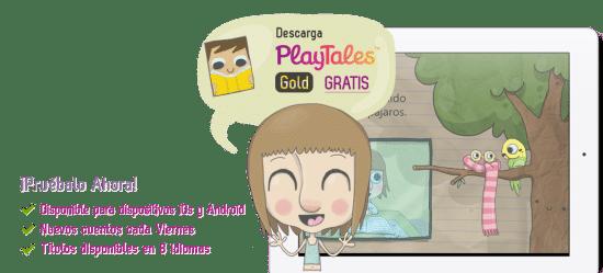 playtales mejores apps para ninos