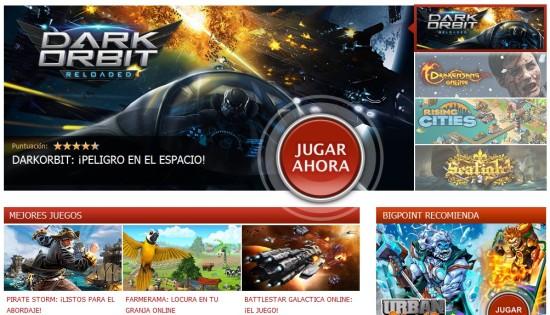 bigpoint.com - mejores juegos gratis online
