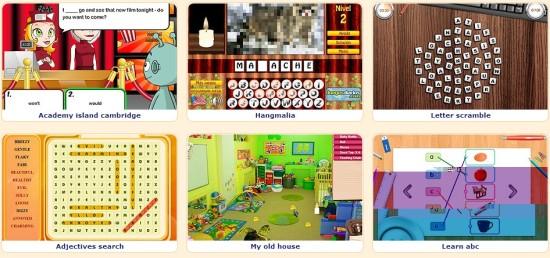 juegos10 - juegos gratis para aprender ingles