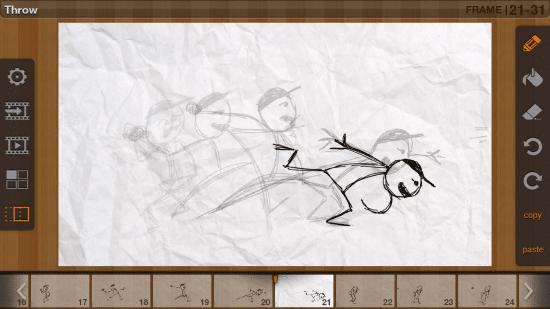 FlipaClip - mejores aplicaciones para hacer una animacion