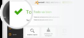 Avast Free antivirus  - mejores antivirus gratis del 2014